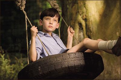 รีวิวหนังเรื่องThe Boy in the Striped Pajamas
